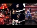 David Guetta - Dangerous - Drum Cover  Bass Cover (Ft. Anna Sentina  Miki Santamaria)