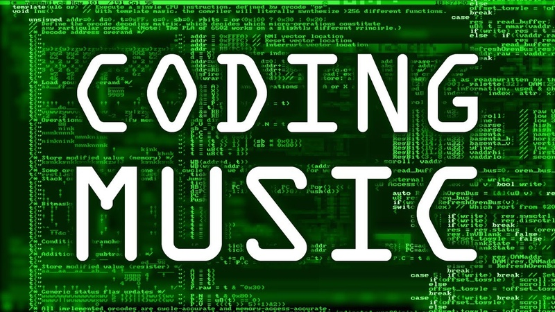 Music for programming coding concentration with VISUALS [ 2-HOURS ]