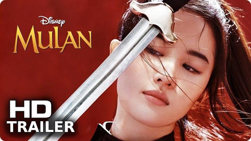Disneys MULAN (2020) Teaser Trailer Concept - Liu Yifei