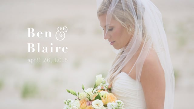 Ben Blaire | Fairytale on Bald Head Island