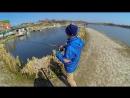 Konstantin Andropov Блесной в лоб С ребенком на рыбалке прудовая форель