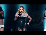 Madonna - Holy Water (Rebel Heart Tour Backdrop)  for Moment Factory