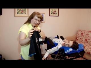 Мальчик из Челябинска подарил болельщику с ДЦП футболку, подписанную Криштиану Роналду