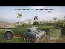 World of Tanks PS4 M4A1 Revalorisé А после этого боя, решил уйти из танков