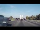 Подборка жестких аварий снятых на видео регистратор!