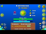 Geometry Dash- Earthquake By Sharks