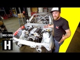 Are Two Throttle Bodies Better Than One Cross-Ram Intake Installation on our Scrap Yard M3