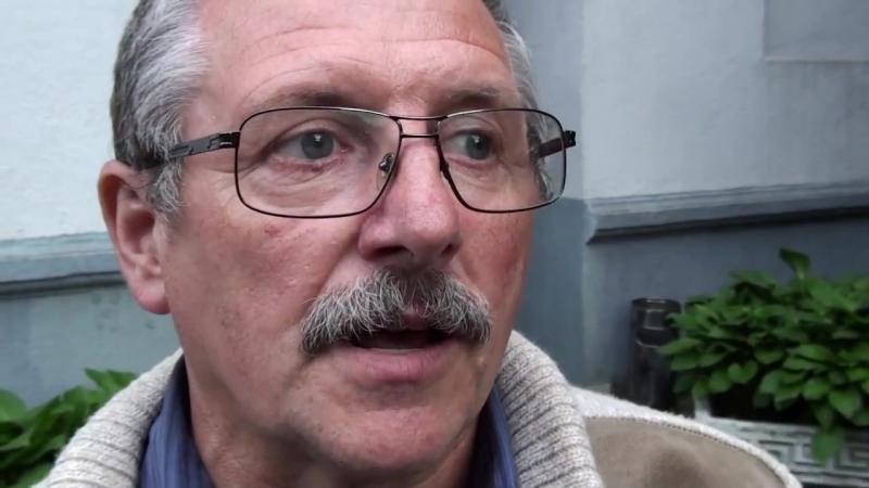 Борис Поплавский против вырубки леса