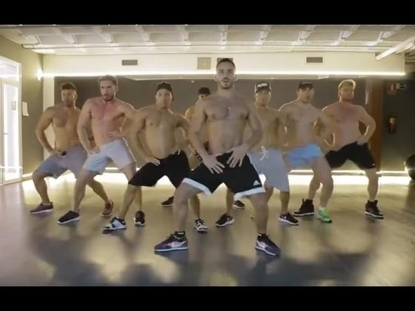 Sexy Dance! Những chàng trai Cơ bắp nhảy cực sung!