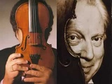 Itzhak Perlman and Isaac Stern play Bach Double Concerto (1)