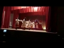 Марийский танец в исполнении Бадраковских красавиц