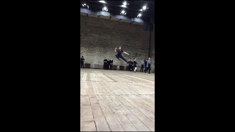 Ян Золоев (Ансамбль Ир _ Ансамбль Ираф)- Горский танец