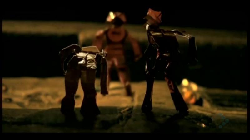 The Prodigy - Wariors Dance