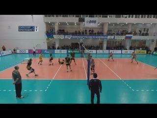 HIGHLIGHTS. Югра-Самотлор — Ярославич Суперлига 2017-18. Мужчины