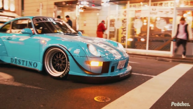 Nafla(나플라) Loopy(루피) - Rough World I RWB Porsche Rauh Welt Begriff I Dire
