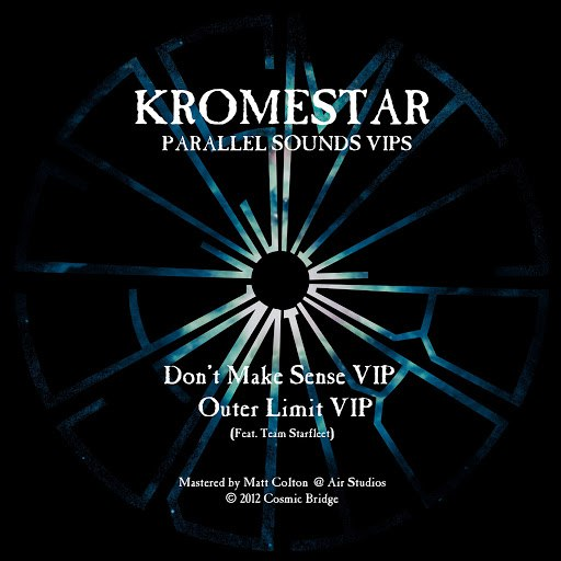 Kromestar альбом Parallel Sound VIPs