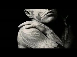 Thierry mugler mens fall⁄winter 2011 feat. zombie boy
