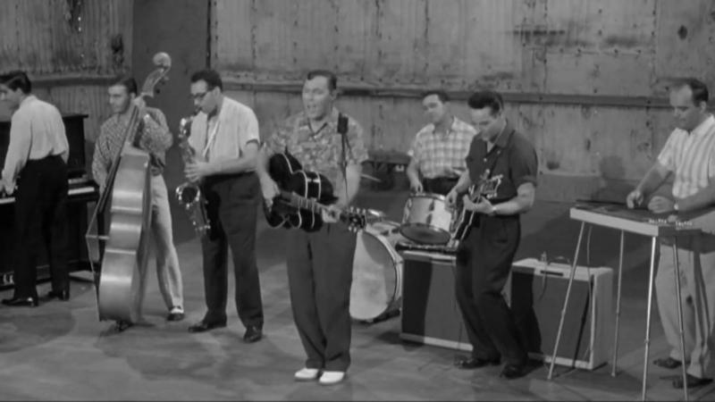 Bill Haley His Comets - Hot Dog Buddy Buddy (1956)