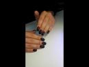 Аппаратный маникюр выравнивание ногтевой пластины базой покрытие гельлак