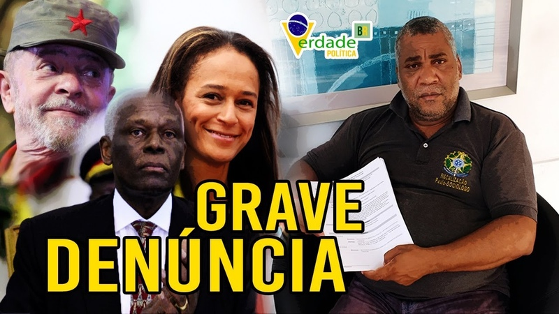 Presidente dos QUILOMBOLAS-PARÁ traz denúncia GRAVÍSSIMA