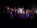Ride on King Jesus - Dayna Rihardson with Sain-Petersburg Gospel festival 2018 mass choir