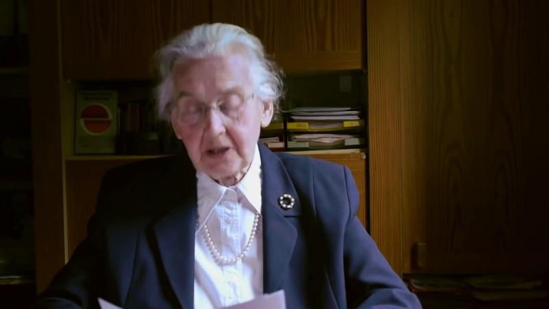 Ursula Haverbeck Migranteninvasion seit 75 Jahren geplant