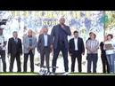 Открытие финала чемпионата и первенства ДОСААФ России по мотокроссу В Коврове