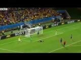 Лучшие голы Чемпионата Мира по футболу 2014