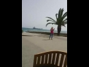 на пляже в Лимассоле