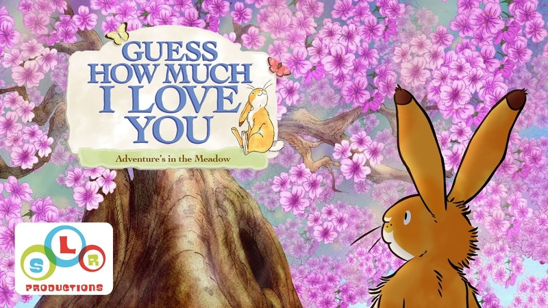 Guess How Much I Love You: Short Cut Blossoms