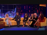 The Jonathan Ross Show - S13E11 - Emma Bunton, Mel B, Mel C, Geri Horner, John Bishop, Kylie Minogue, Novak Djokovic, Jack Savor
