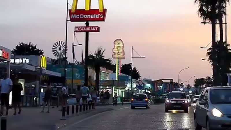 Nissi Avenue Ayia Napa