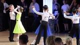 Дмитриев Дмитрий - Стельникова Лира, English Waltz | Дети-1 Европейская программа