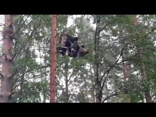 Ушково-2017 Женская борьба на веревках