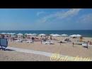 Пляж Янтарный Amber Beach