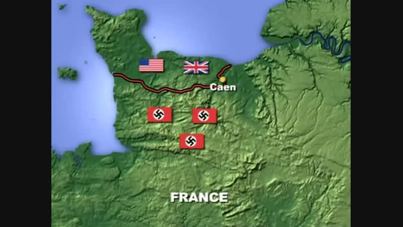 Стратегия войны -Фланговая атака