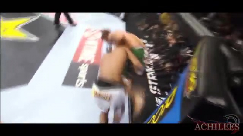 Ronaldo Jacare Souza Highlights - The Gator @JacareMMA