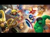 Lego Marvel Super Heroes #4/ Фрай и все все/Розыгрыш в группе ВК