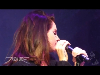 Lana Del Rey – Off to the Races (Live @ «Frank Erwin Center» / «LA To The Moon Tour»)