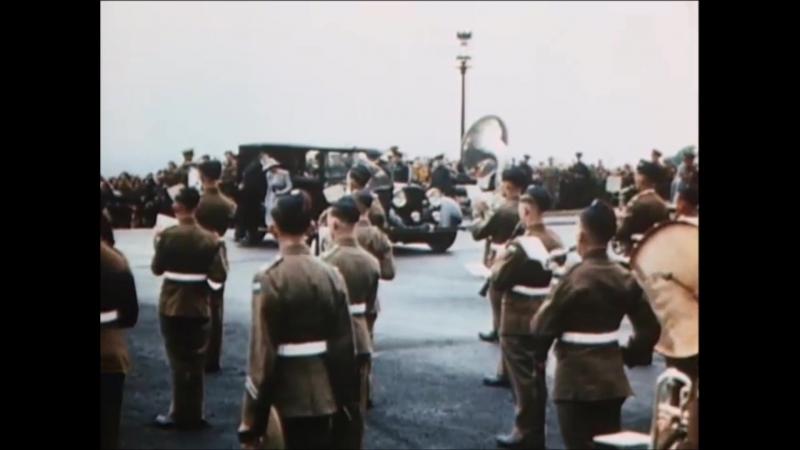 Over the Seas to Belfast 1946