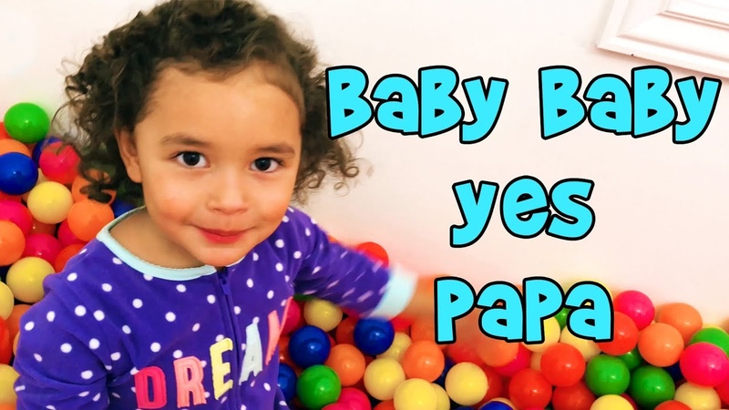 Baby Baby Yes Papa Compilation Kids song like Johnny Johnny Yes Papa