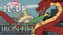 Immortal Iron Fist: The Seven Capital Cities of Heaven in 3 Minutes- Marvel TLDR