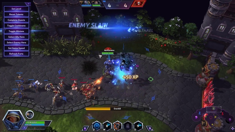 Can you carry in HotS A Psychological and Statistical look at team based games and life.