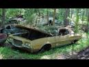Заброшенные американские Muscul cars