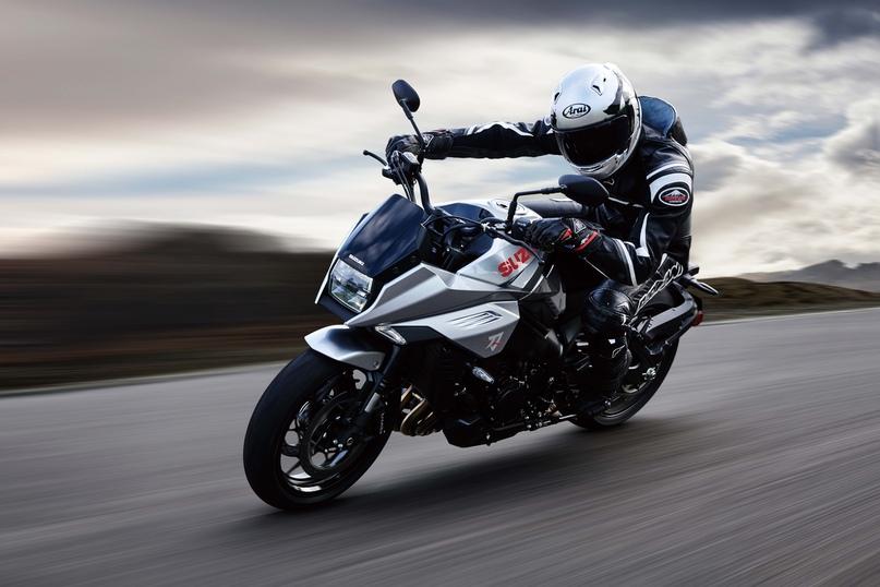 Фотогорафии мотоцикла Suzuki Katana 2019