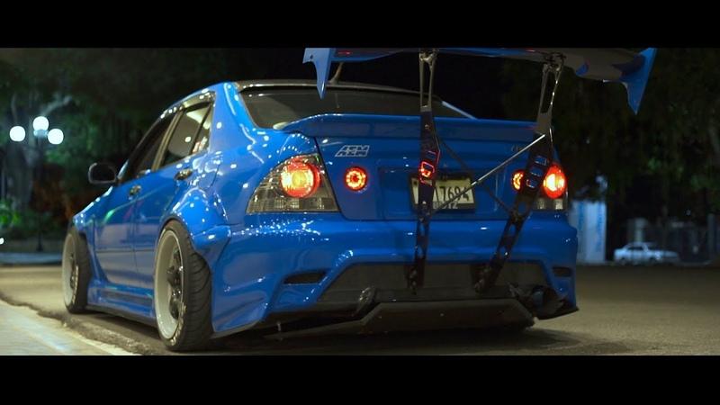 Toyota Altezza Rocket Bunny (The Avatar) | 4K