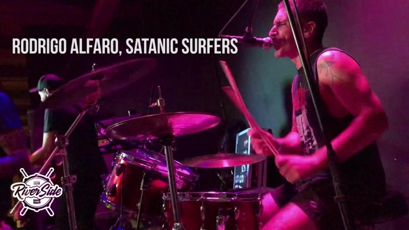 Rodrigo Alfaro, Satanic Surfers