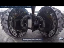 Пентагон показал треугольное колесо
