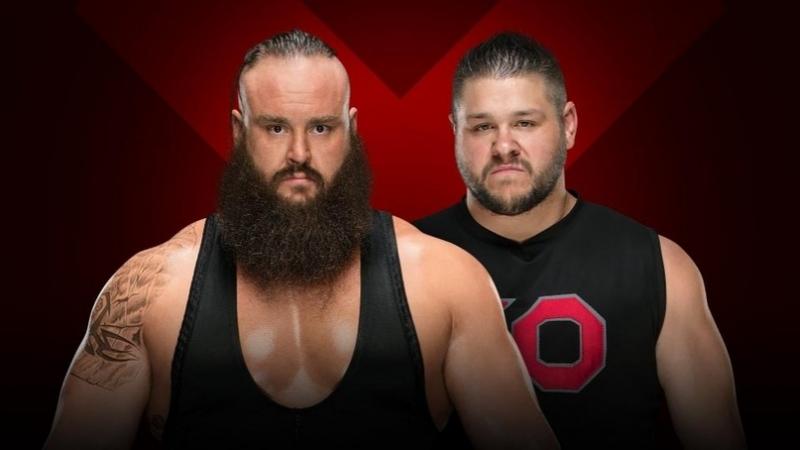 ДВИЖОК | Браун Строумэн против Кевина Оуэнса (Extreme Rules 2018)