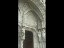VIDEO From @adamlambert instagram stories visiting the Jeronimos monastery